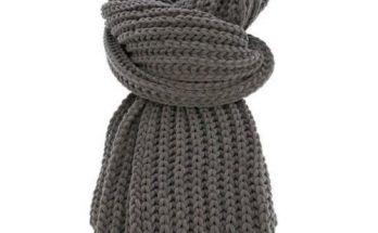 wool muffler