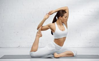 Yoga exercises to do at your desk